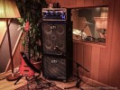 Professionele bass-stack in studio